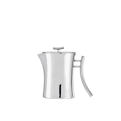 sambonet Kaffeekanne Bamboo Edelstahl 18/10 Kaffeekanne 52 cl, 0,52 l