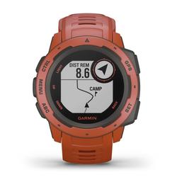Garmin Instinct - Outdoor-Smartwatch Red