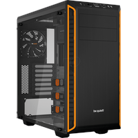 be quiet! Pure Base 600 Window Orange