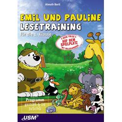 USM Emil und Pauline auf dem Spielplatz