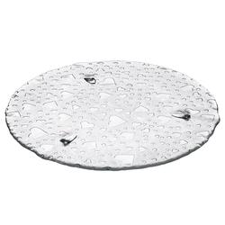 LEONARDO Tortenplatte Heart, 34 cm