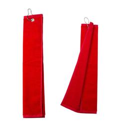 Golf Handtuch - Golftuch | Myrtle Beach rot