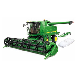 Bruder® Spielzeug-Mähdrescher John Deere T670i - Mähdrescher - grün