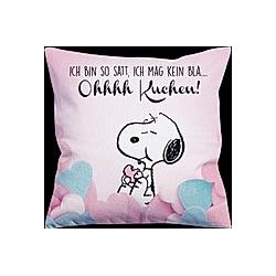 Snoopy Kissen - ohhhh Kuchen