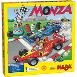 Haba Spiel Monza, Made in Germany bunt Kinder Holzspielzeug