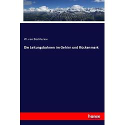 Die Leitungsbahnen im Gehirn und Rückenmark als Buch von W. von Bechterew