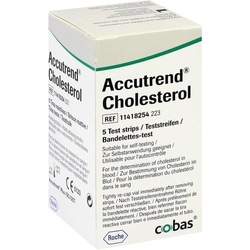Accutrend Cholesterol