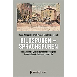 Bildspuren - Sprachspuren - Buch