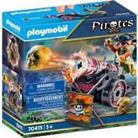 Playmobil Pirates Pirat mit Kanone 70415
