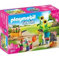Playmobil City Life Blumenhändler 9082
