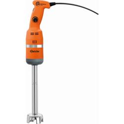 Bartscher MX 235 Plus Stabmixer, Leistungsstarker, robuster und handlicher Handmixer zum Pürieren und Mixen, Farbe: orange