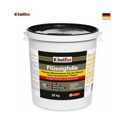 Isolbau - Flüssigfolie 25 kg Original Dichtfolie Abdichtung Bad Dusche Küche Abdichtfolie