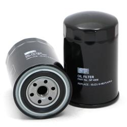 Ölfilter- Baumaschine - SHINDAIWA - DGK 45 F (Mot.: ISUZU 4LE2X - Leistung: 59 PS - )