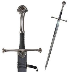 Aragorns Schwert mit Schriftzeichen