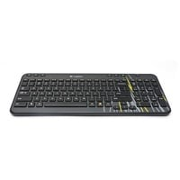 Logitech K360 Wireless Keyboard DE (920-003056)
