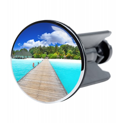 Stöpsel Malediven