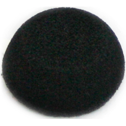 Cardo Microphone Sponge for Hybrid Microphones, black, Größe One Size