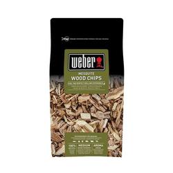 Weber Räucherchips Mesquite, 700 g Braun