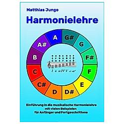 Harmonielehre. Matthias Junge  - Buch