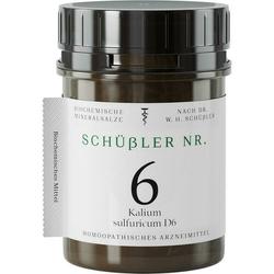 Schuessler Nr. 6 Kal. sulf. D6