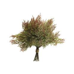 Kunstpflanze Scheinzypressen Bund, VBS, Höhe 30 cm, 22 cm lang