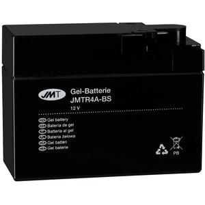 YTR4A-BS JMT Gel Batterie für SH 50 Scoopy Baujahr 1996-2000