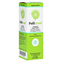 Pollicrom 20mg/ml Augentropfen 10 Milliliter