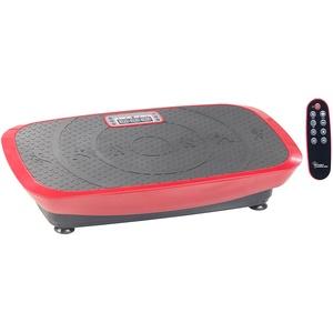 Breite 3D-Vibrationsplatte WBV-600.3D, 500 Watt, 20 Frequenzen & Timer