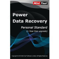 MiniTool Power Data Recovery Personal Standard 1 Year MiniTool Solution Key GLOBAL