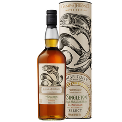 Singleton of Glendullan GoT Whisky House Tully