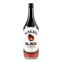 Malibu Black 1,0L (35% Vol.)