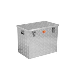 ALUBOX Aufbewahrungsbox Riffelblechbox ALUBOX R37 bis 470 Liter