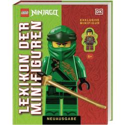 LEGO® NINJAGO® Lexikon der Minifiguren. Neuausgabe
