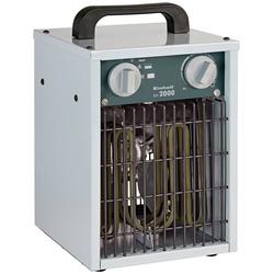 EINHELL Industrie-Heizgebläse EH 2000 Elektro-Heizer grau