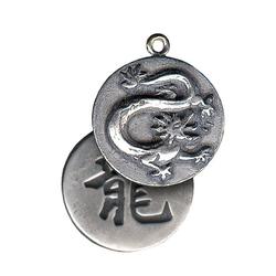 Adelia´s Amulett, Amulett Anhänger Der Drache