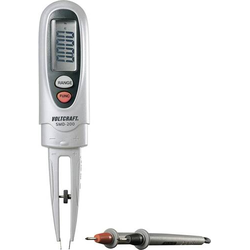 VOLTCRAFT SMD-200 Hand-Multimeter digital CAT III 600V Anzeige (Counts): 6000