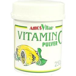 VITAMIN C PULVER Subst.Soma 250 g