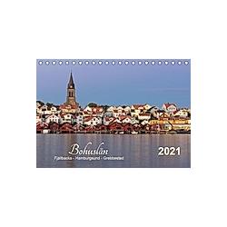 Bohuslän Fjällbacka - Hamburgsund - Grebbestad 2021 (Tischkalender 2021 DIN A5 quer)