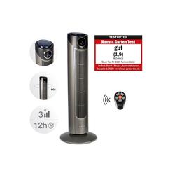 Tecvance Turmventilator, Turmventilator mit Fernbedienung