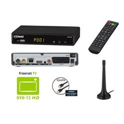 Comag COMAG SL65T2 FullHD HEVC DVBT/T2 Receiver (H.265, DVB-T2 HD Receiver