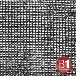 Adam Hall Gaze Typ 203 Bühnenvorhang (B x H) 6m x 3m