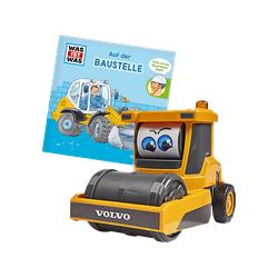 DICKIE TOYS Was ist - Baustelle Spielzeugauto Gelb