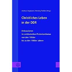 Christliches Leben in der DDR - Buch