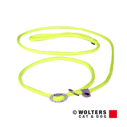 Wolters Moxonleine K2 neon gelb, Maße: 180 cm / 13 mm