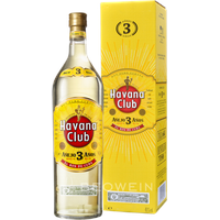 Havana Club 3 Años 40% vol 3 l Geschenkbox