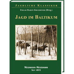 Jagd im Baltikum als Buch von