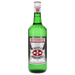 Malteser Aquavit 40% 1 ltr.