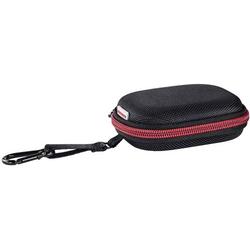 Thomson EARA506 Kopfhörer Tasche Passend für:In-Ear-Kopfhörer Schwarz, Rot