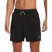 "Nike Swim Essential 5"" Volley Shorts Herren black M 2021 Schwimmslips & -shorts"