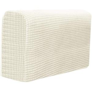 Unityoung Armlehnenschoner für Sofa, Möbel, Couch und Sessel, dehnbar, für Zuhause, 2 Stück
